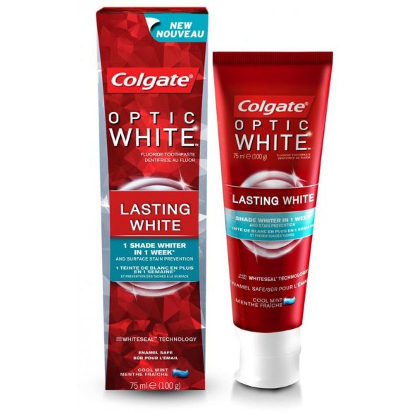 COLGATE OPTIC WHITE LASTING WHITE FOGKRÉM 75ML