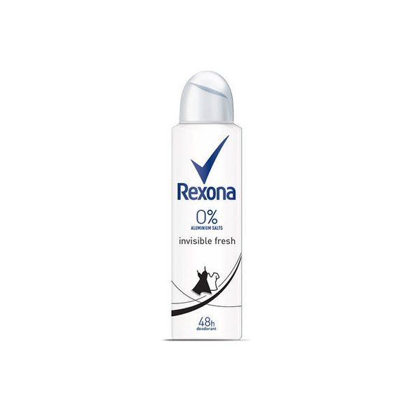 Rexona Inviseble Fresh 0% aluminium dezodor 150ml