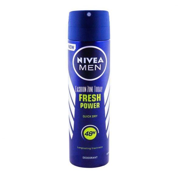 NIVEA Men Fresh Power dezodor 150ml