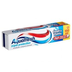 Aquafresh Fresh & Minty fogkrém 100 ml