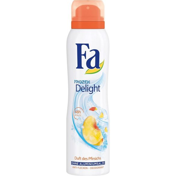 FA FROZEN DELIGHT PEACH dezodor 150ml
