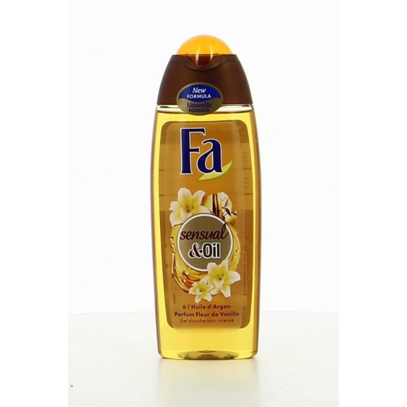 FA SENSUAL & OIL PARFUM VANILLE TUSFÜRDŐ 250ml