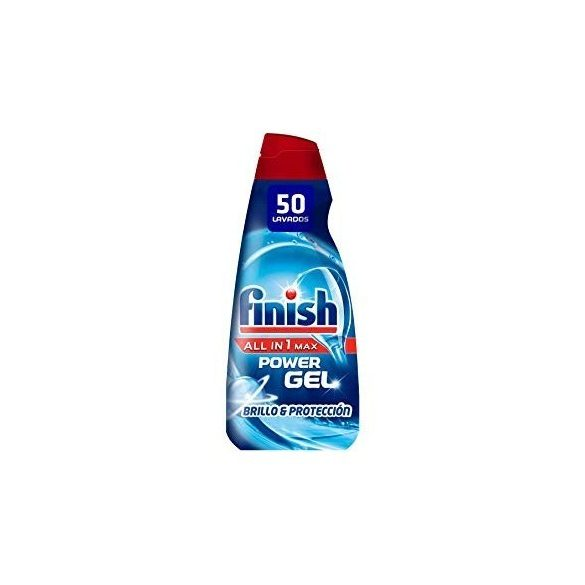 Finish Shine & Protect Power Gel Mosogatógél 1L