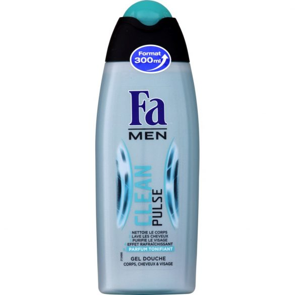 Fa Men Xtreme Clean Pulse tusfürdő 300 ml