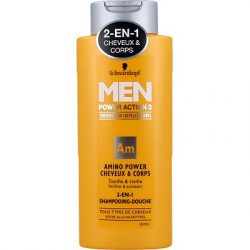 Schwarzkopf Men Amino Power 2in1 Sampon  250ml