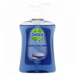 Dettol folyékony szappan sea minerals (tengeri ásványok) pumpás 250 ml