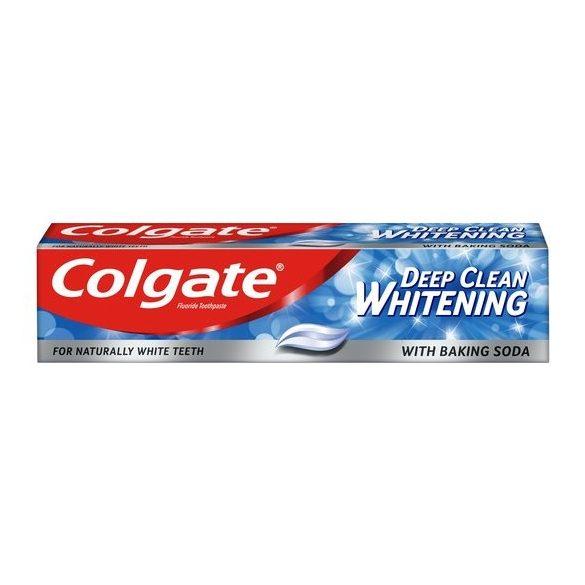 Colgate Deep Clean Whitening Baking Soda  fogkrém 100ml