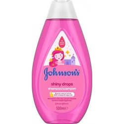 Johnson's  Shiny Drops Sampon gyerekeknek 500 ml