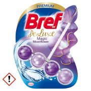 BREF DELUXE MAGIC MOONFLOWER WC tisztító 50g.