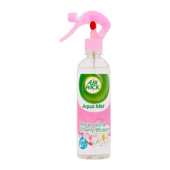 Air Wick Aqua Mist Magnólia & Cseresznyevirág légfrissítő spray 345 ml