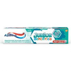 Aquafresh fogkrém Junior 75ml