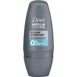 Dove Men+Care Clean Comfort roll-on, golyós dezodor 50ml