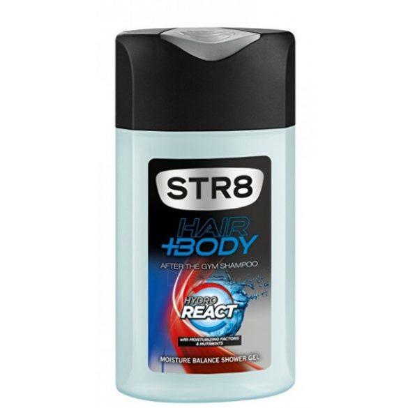 STR8 Hair&Body Hydro React tusfürdő 400ml