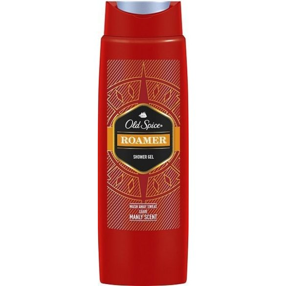 OLD SPICE Roamer tusfürdő 400 ml