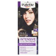 Palette Intensive Color Creme Hajfesték Ónix Fekete N1 (1-0)