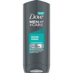 DOVE Men+Care Ocean Fresh tusfürdő férfiaknak 250ml