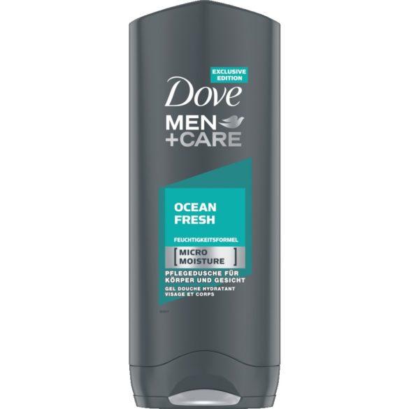 DOVE Men+Care Ocean Fresh tusfürdő férfiaknak 250ml