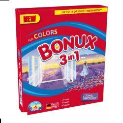 BONUX Caring Lavender  3in1 gépi mosópor 400g