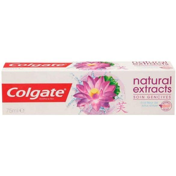 "Colgate Natural Extracts Fogkrém ""Lótusz virág"" 75ml"