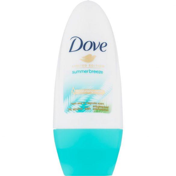 Dove Summer Breeze roll-on, golyós dezodor 50ml