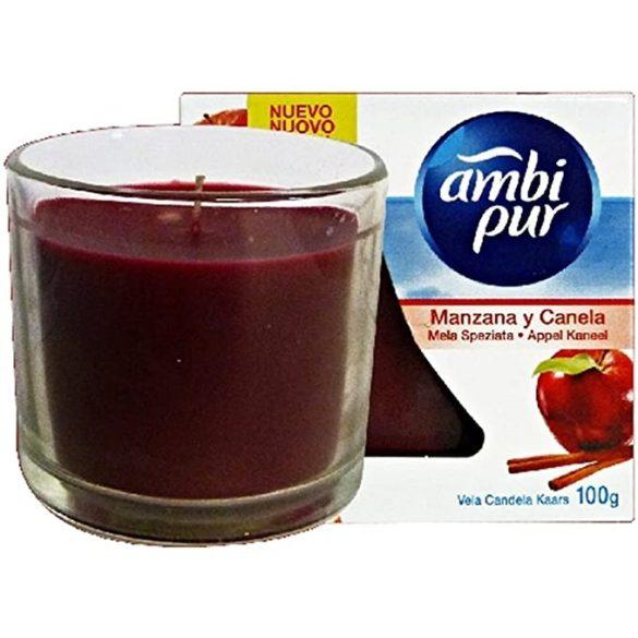 Ambi Pur Illatgyertya fahéjas alma 100g.