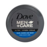 Dove Men+Care Ultra -Hydra  krém arcra-kézre-testre 75ml