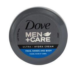 Dove Men+Care Ultra -Hydra  krém arcra-kézre-testre 75ml