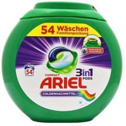 Ariel Allin1 PODS Color Mosókapszula 54db-os