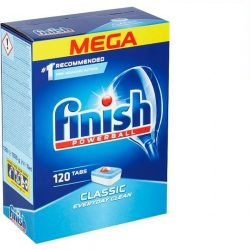 Finish Classic mosogatótabletta 120db-os
