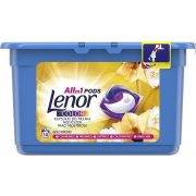 Lenor Pods 3in1 Gold Orchid mosókapszula 14db-os