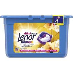 Lenor Pods 3in1 Gold Orchid mosókapszula 14db-os