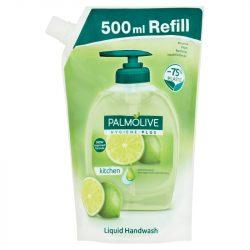 Palmolive Kitchen Hand Wash Lime folyékony szappan utántöltő - 500 ml