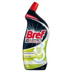 Bref Microbrush 10xEffect Power Gel WC tisztítószer 700 ml