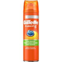 Gillette Fusion5 borotvagél, zselé ultra sensitive 200ml