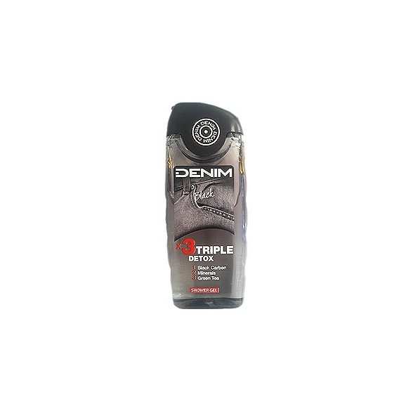 Denim Black tusfürdő 250ml