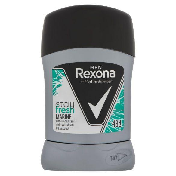 Rexona Men Stay Fresh Marine férfi stift  50 ml