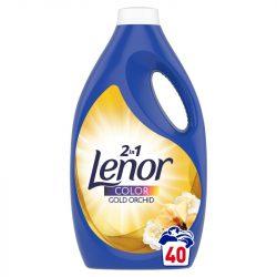 Lenor Gold Orchid Color folyékony mosószer  2,2 l, 40 mosás