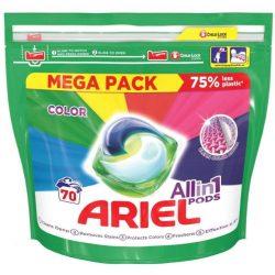 Ariel mosókapszula color - 70 db