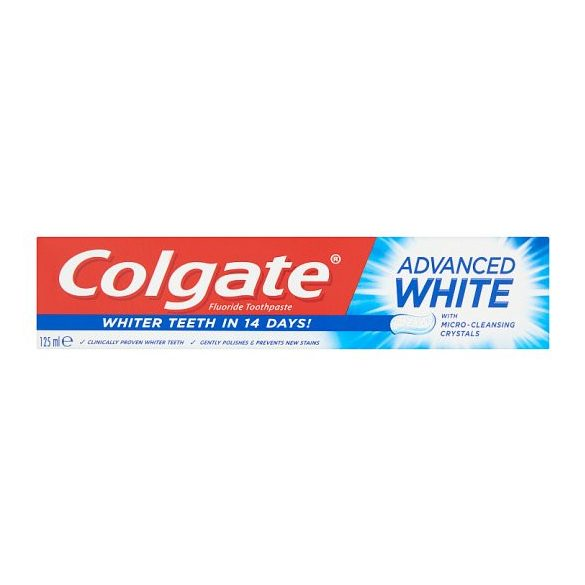 Colgate Advanced White fogkrém 125 ml