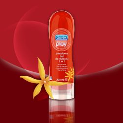 Durex Play masszázs gél 2in1 ylang ylang, 200 ml