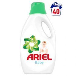 Ariel Baby Folyékony Mosószer 2.2l, 40 Mosáshoz
