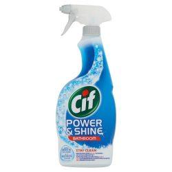 Cif Power & Shine fürdőszobai tisztító spray 750 ml