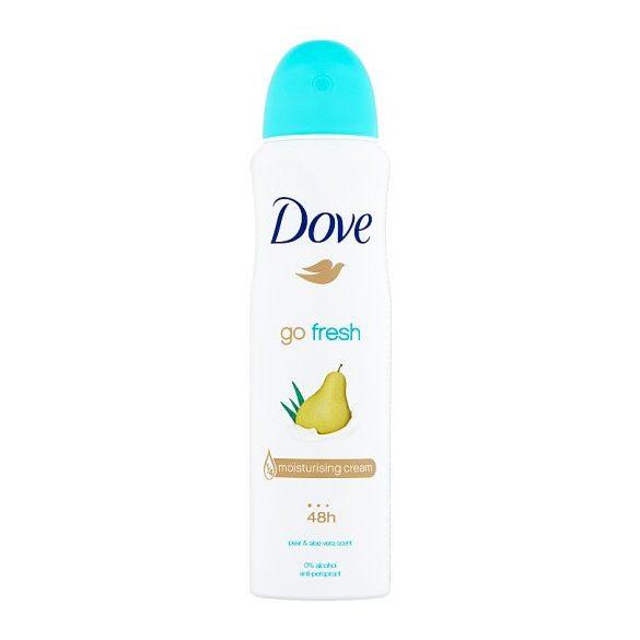 Dove  Go Fresh Pear&Aloe Vera Scent dezodor 150ml