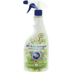Ambi Pur Active Clean Wild sage & Cedar WC tisztító spray 750ml
