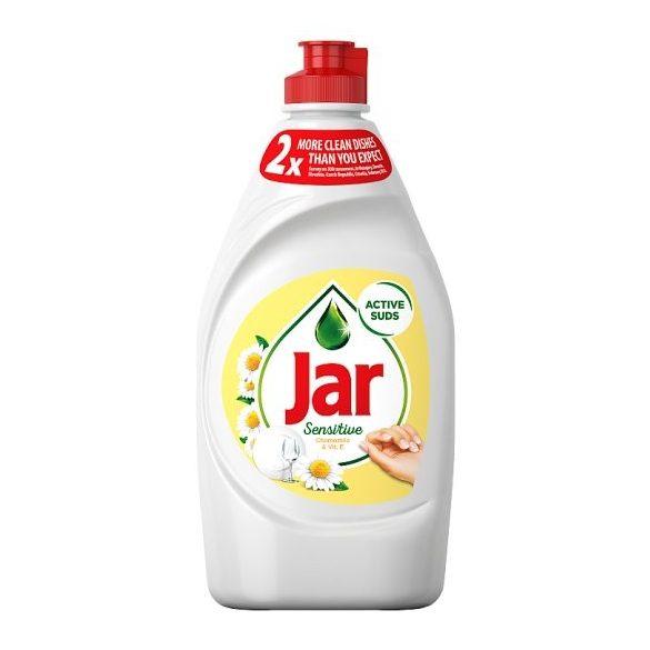 Jar Sensitive Chamomile & Vitamin E Mosogatószer, 900 ml