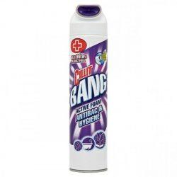 Cillit Bang Active Foam Antibacterial Fürdőszoba tisztító hab 600ml