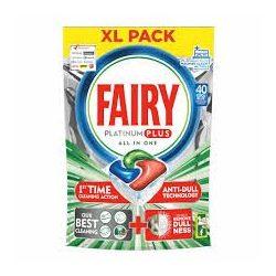 Fairy/ JAR Platinum Plus all in one cool blue Mosogató kapszula 40db