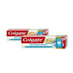 """Colgate Total """"Látható hatás"""" fogkrém 75ml ( min. 2db rendelhető )"""