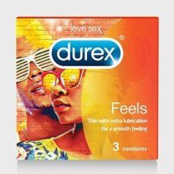 Durex Feels óvszer 3db-os