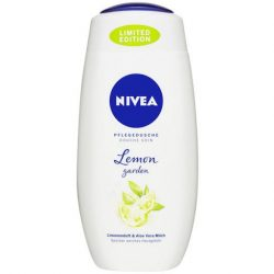 NIVEA Lemon Garden tüsfürdő 250ml
